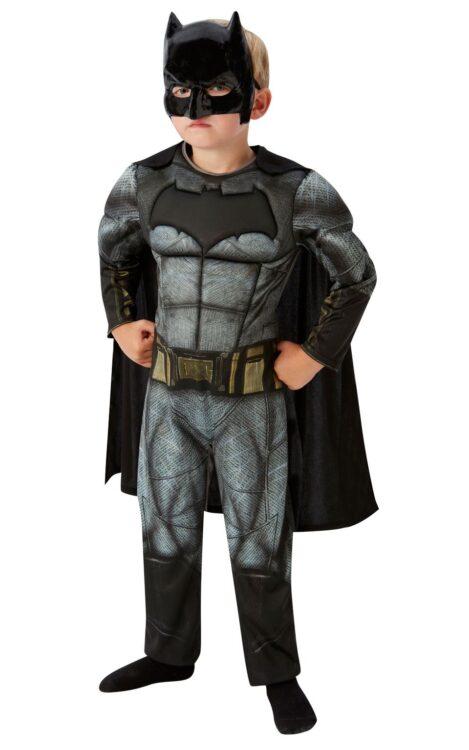 Costume Batman De Luxe 5-6 anni