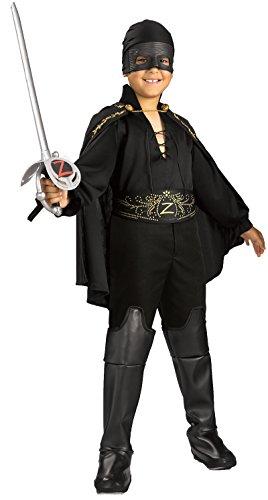 Costume Zorro 7-8 anni