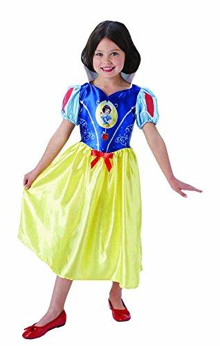 Costume Biancaneve 5-6 anni in scatola