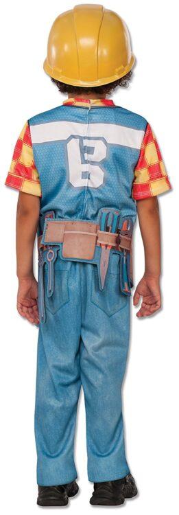 Costume Bob Aggiustatutto 5-6 anni