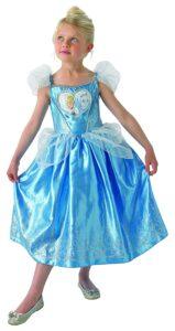 Costume Cenerentola Loveheart 7-8 anni