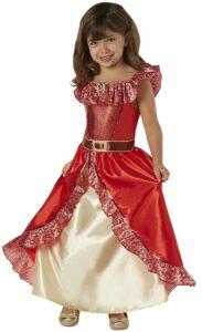 Costume Elena di Avalor 7-8 anni
