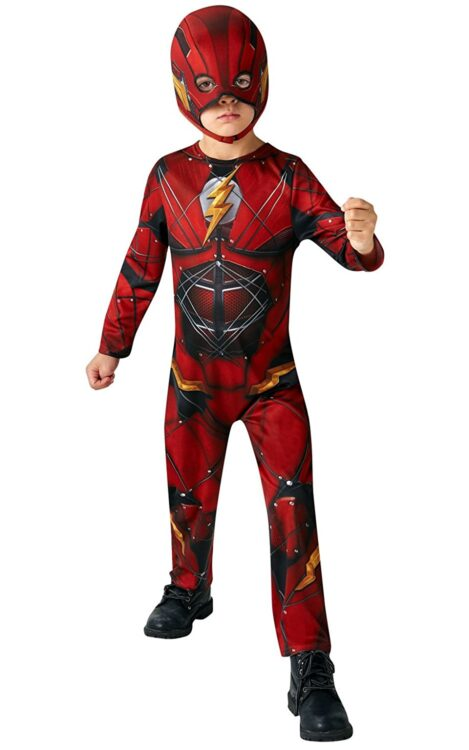 Costume Flash 5-6 anni Classic