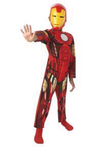 Costume bimbo Iron Man Classic 5-6 anni