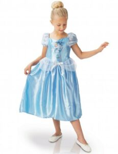 Costume Cenerentola 7-8 anni in scatola