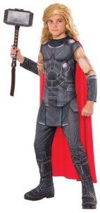 Costume Thor Ragnarok 10-12 anni Classic