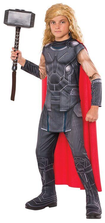 Costume Thor Ragnarok 3-4 anni Classic