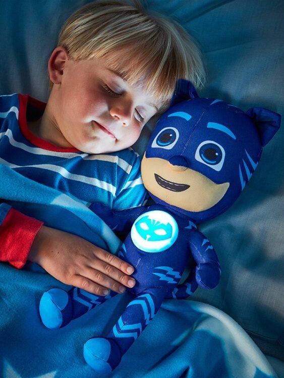 PJ Masks Pupazzo e luce notturna Gattoboy