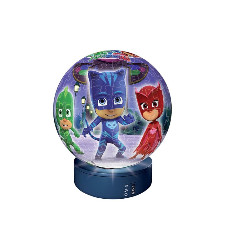 Puzzle 3D Luce Notturna PJ Masks