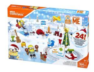 Calendario dell'Avvento Minions Megablock