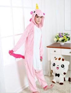 Tuta pigiamone pony unicorno