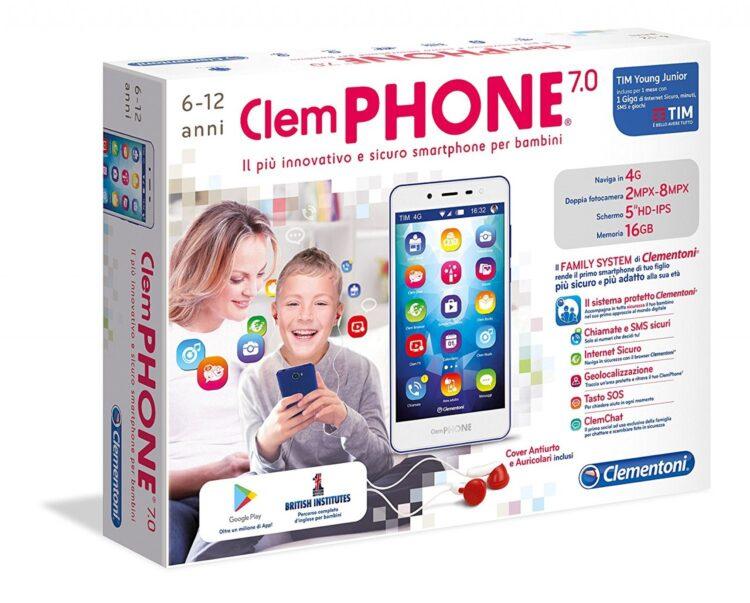 Clempad 16601 - ClemPhone 7