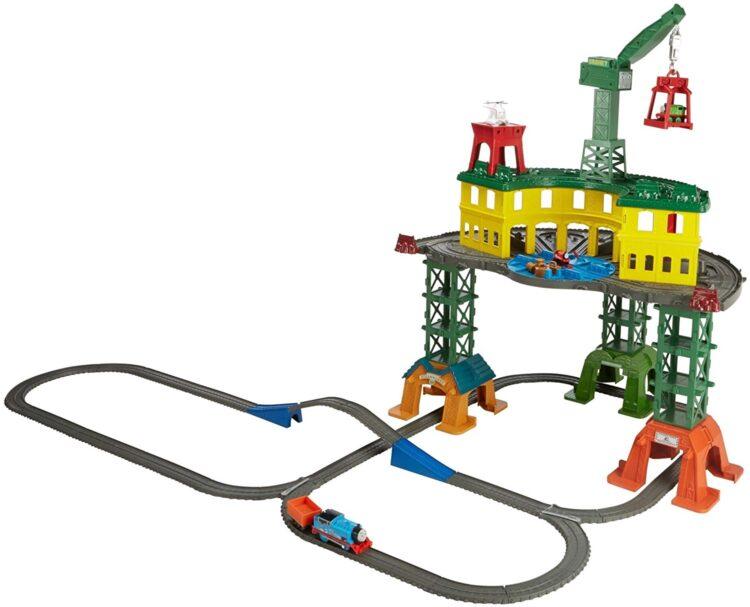 Mega stazione del Trenino Thomas