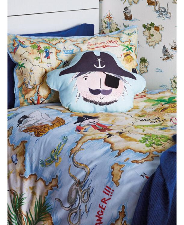 Cuscino imbottito Pirata