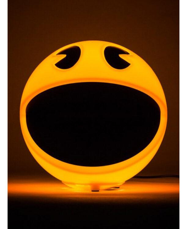Pac-Man - Lampada da tavolo con effetti sonori
