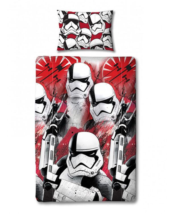 Star Wars Parure copripiumino letto singolo Stormtroopers
