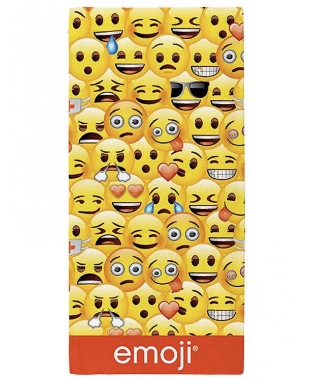 Asciugamano telo mare Yellow Emoji
