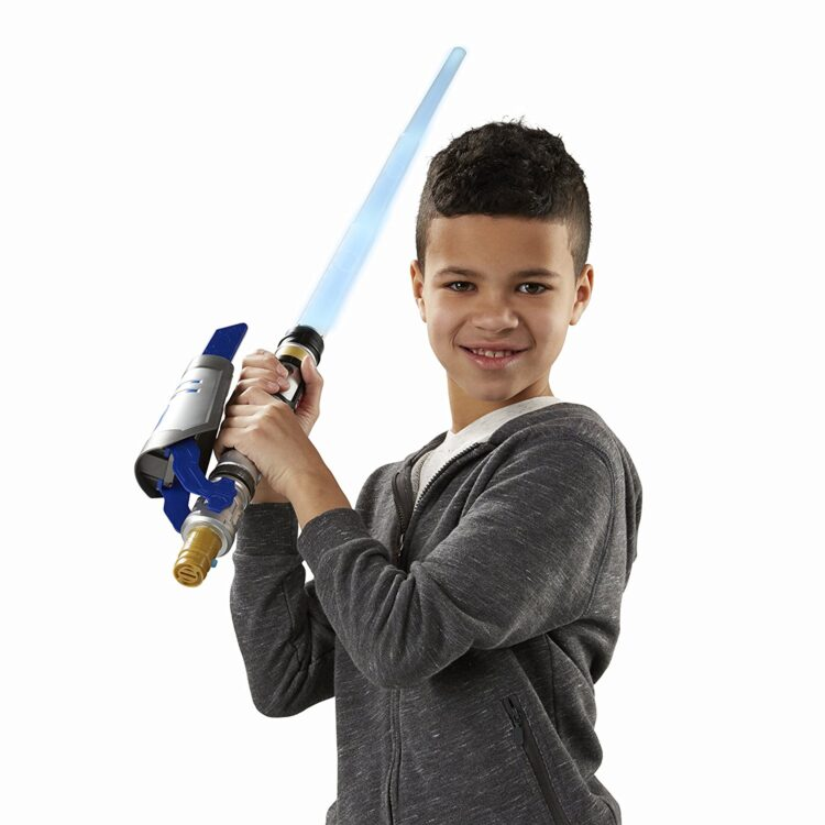 Star Wars Spada Laser elettronica
