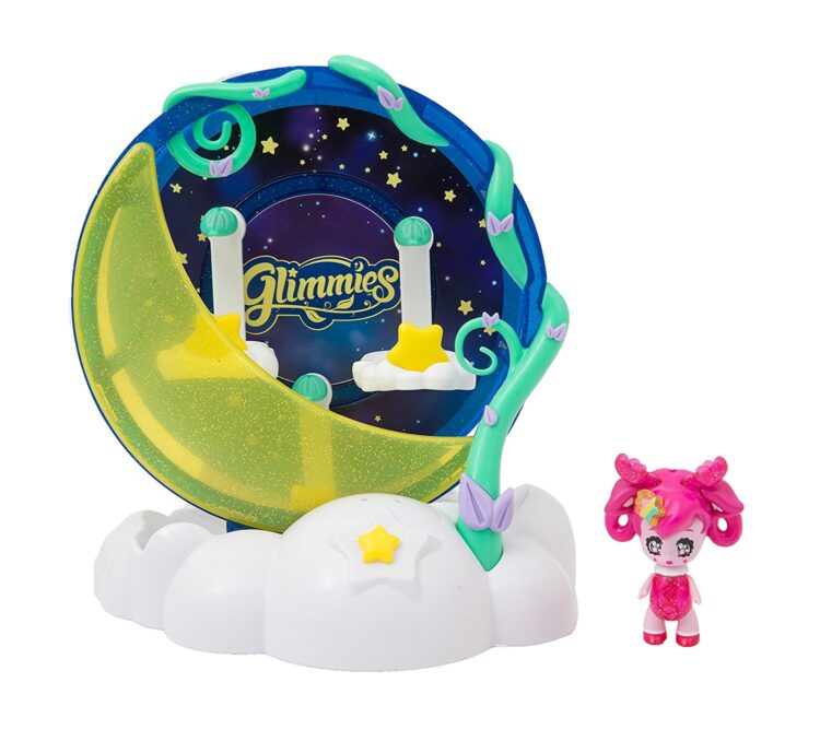 Glimmies Rainbow Friends Glimwheel con Mini Doll