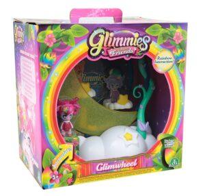 Glimmies Rainbow Friends Glimwheel con Mini Doll