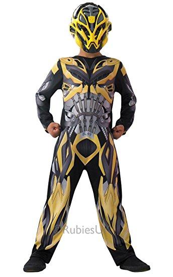 Costume di carnevale Transformers Bumblebee 3-4 anni