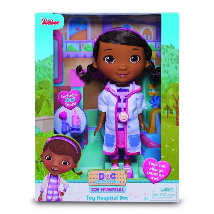 Bambola Dottie Dottoressa Peluche