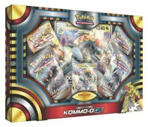 Pokemon Set Kommo-O GX