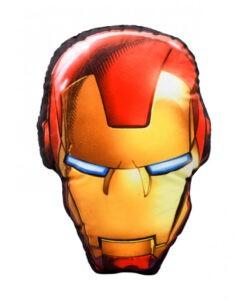 Cuscino luminoso LED Iron Man