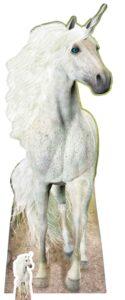 Sagoma cartonata Unicorno 185 cm