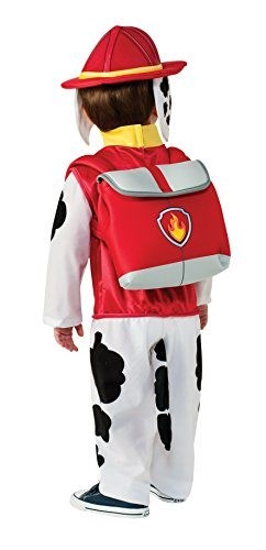 Paw Patrol costume di carnevale Marshall