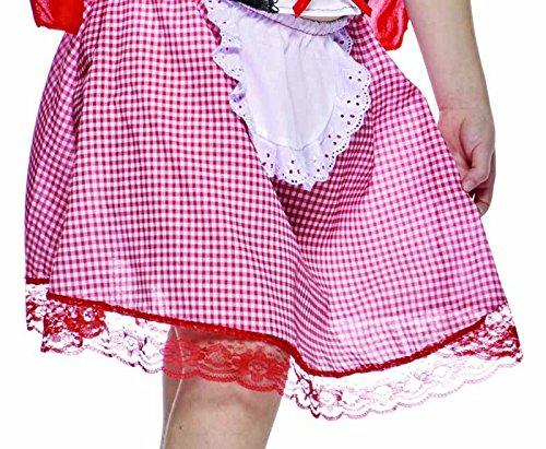 Costume Cappuccetto Rosso 7-8 anni
