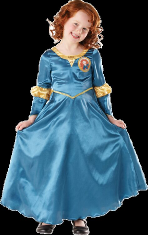 Costume bimba Merida