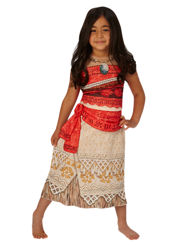 Costume Vaiana 3-4 anni
