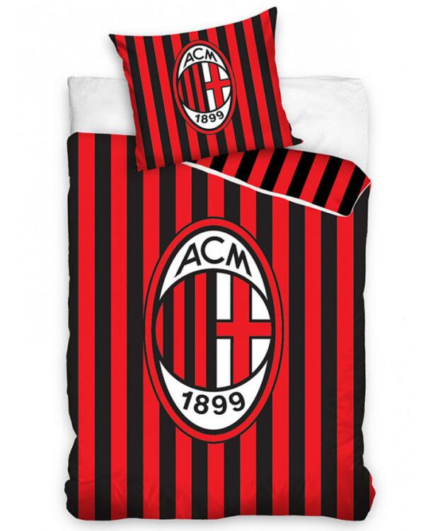 Parure copripiumino singola AC Milan