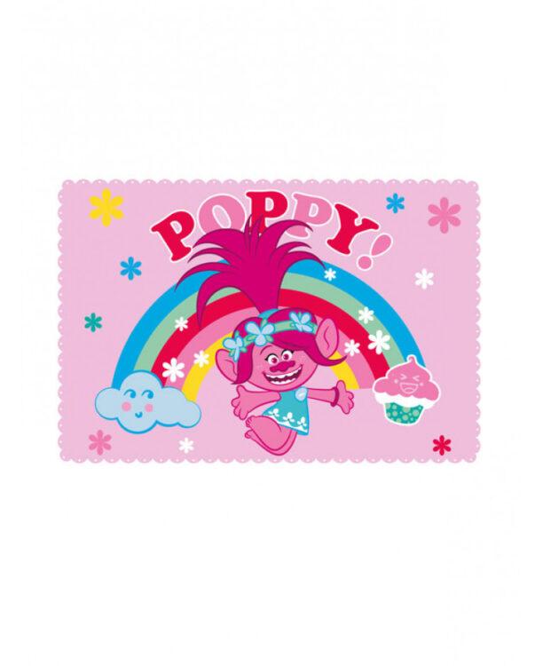 Plaid Pile Trolls Poppy