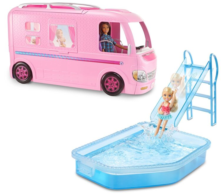 Il Camper dei Sogni di Barbie
