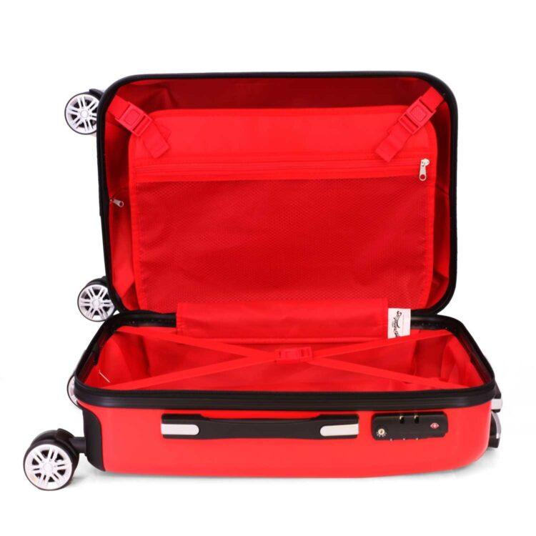 Valigia Miraculous Ladybug - misure idonee per bagaglio a mano