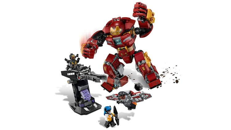 LEGO Super Heroes Avengers - Duello con l'Hulkbuster