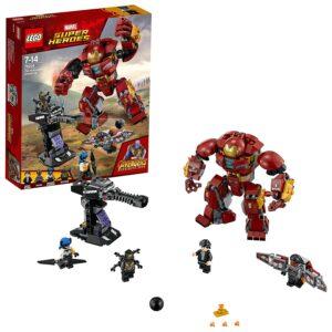 LEGO Super Heroes Avengers - Duello con l'Hulkbuster