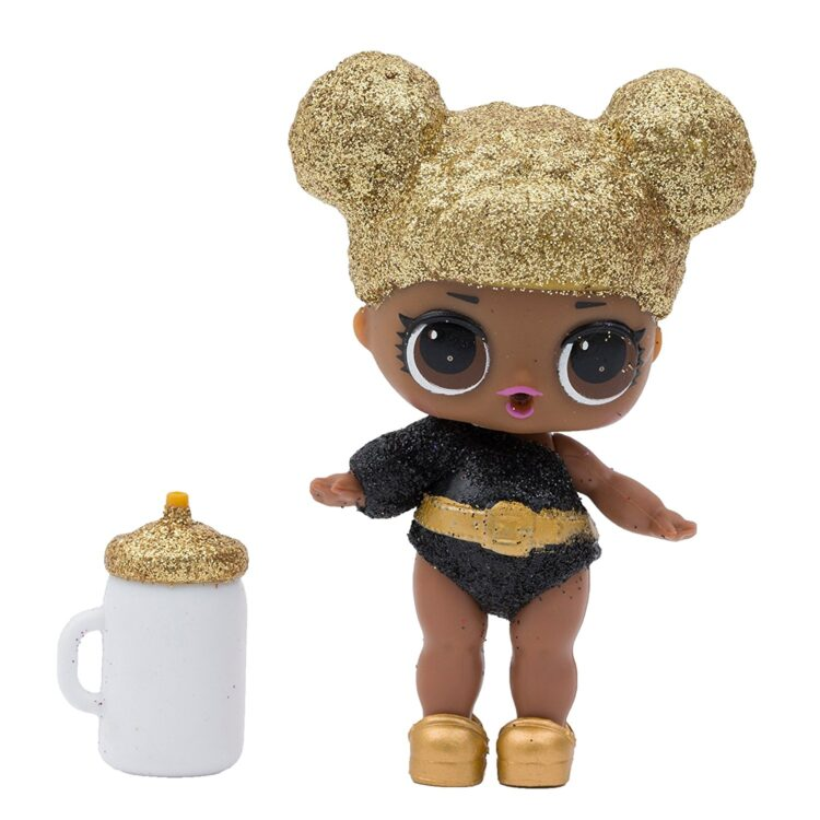 Giochi Preziosi LOL Surprise Glitter: Sfera con Mini Doll a Sorpresa