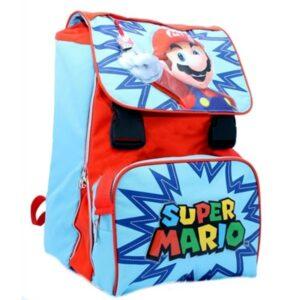 Super Mario Zaino elementari estensibile