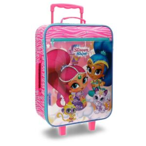 Trolley Shimmer and Shine viaggio e tempo libero