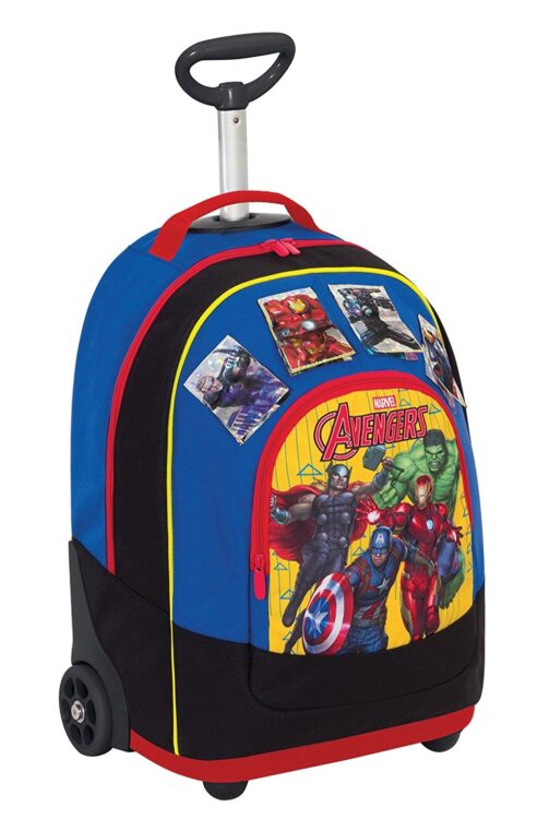 Trolley scuola elementare/media Marvel Avengers