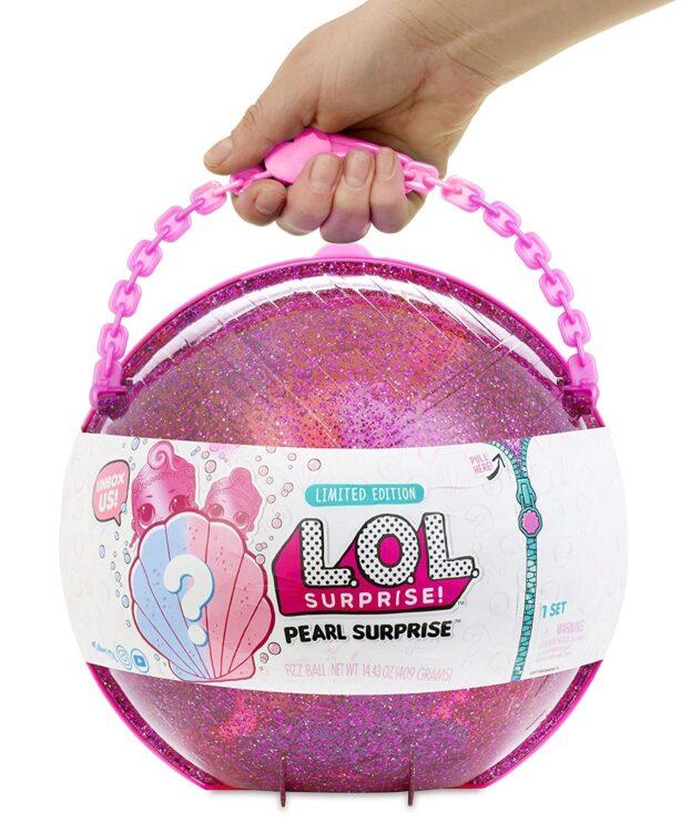 L.O.L. Surprise – Bambola Pearl