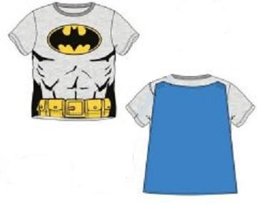 t-shirt BATMAN con mantello