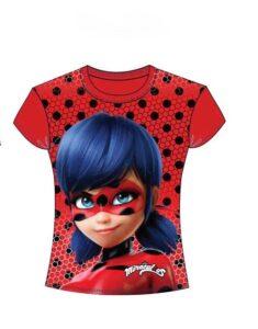 t-shirt MIRACOLOUS LADYBUG