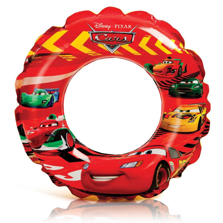 ciambella salvagente Disney CARS