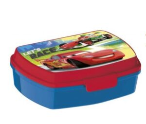 box portamerenda disney cars