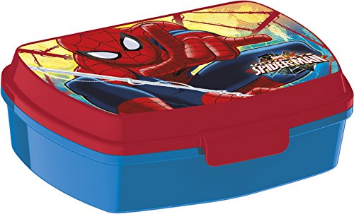 BOX PORTAMERENDA SPIDERMAN