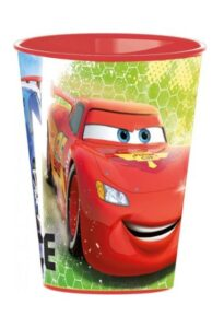 bicchiere Disney cars